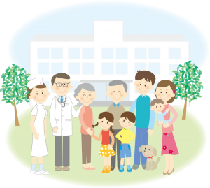 家族_病院